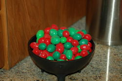 M&Ms - Seasonal-Food
