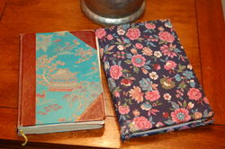 My journals from 1981 and 1982.