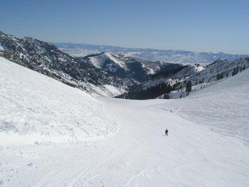 Mineral Basin at Snowbird - 2.21.09