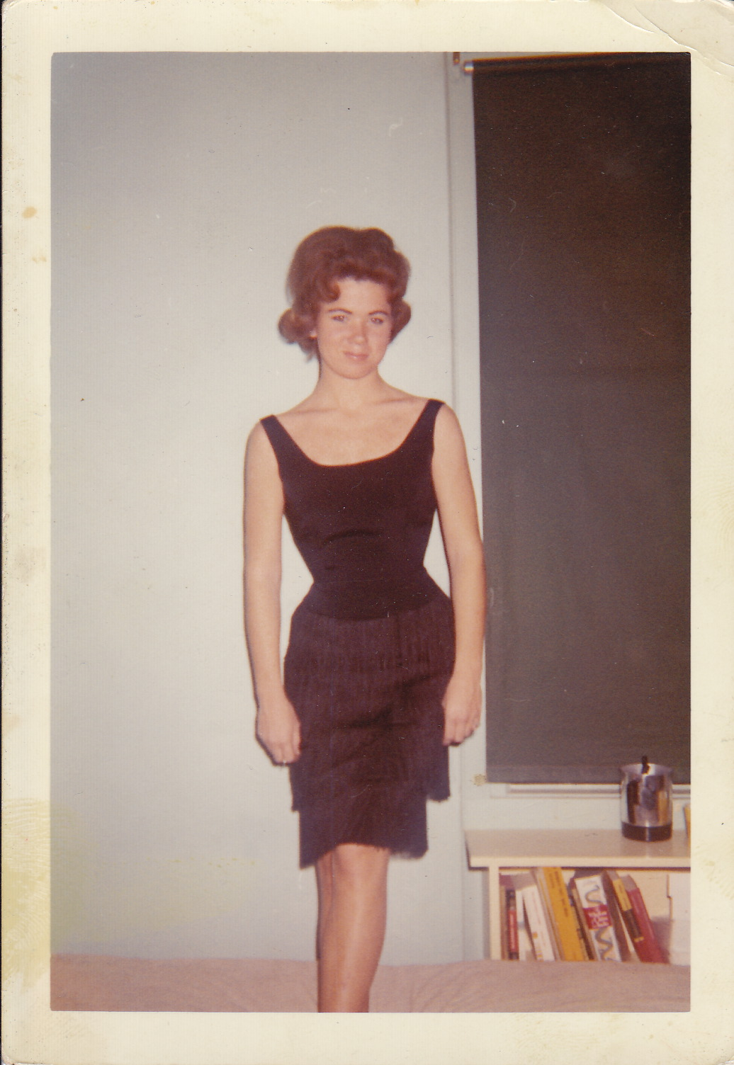 Mother's LBD in college.