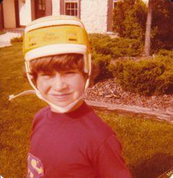 Joe - Fort Wayne, Indiana - mid 1970s
