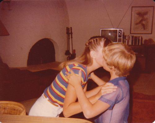 Joe and me - Phoenix, Arizona - 8th grade graduation 1980