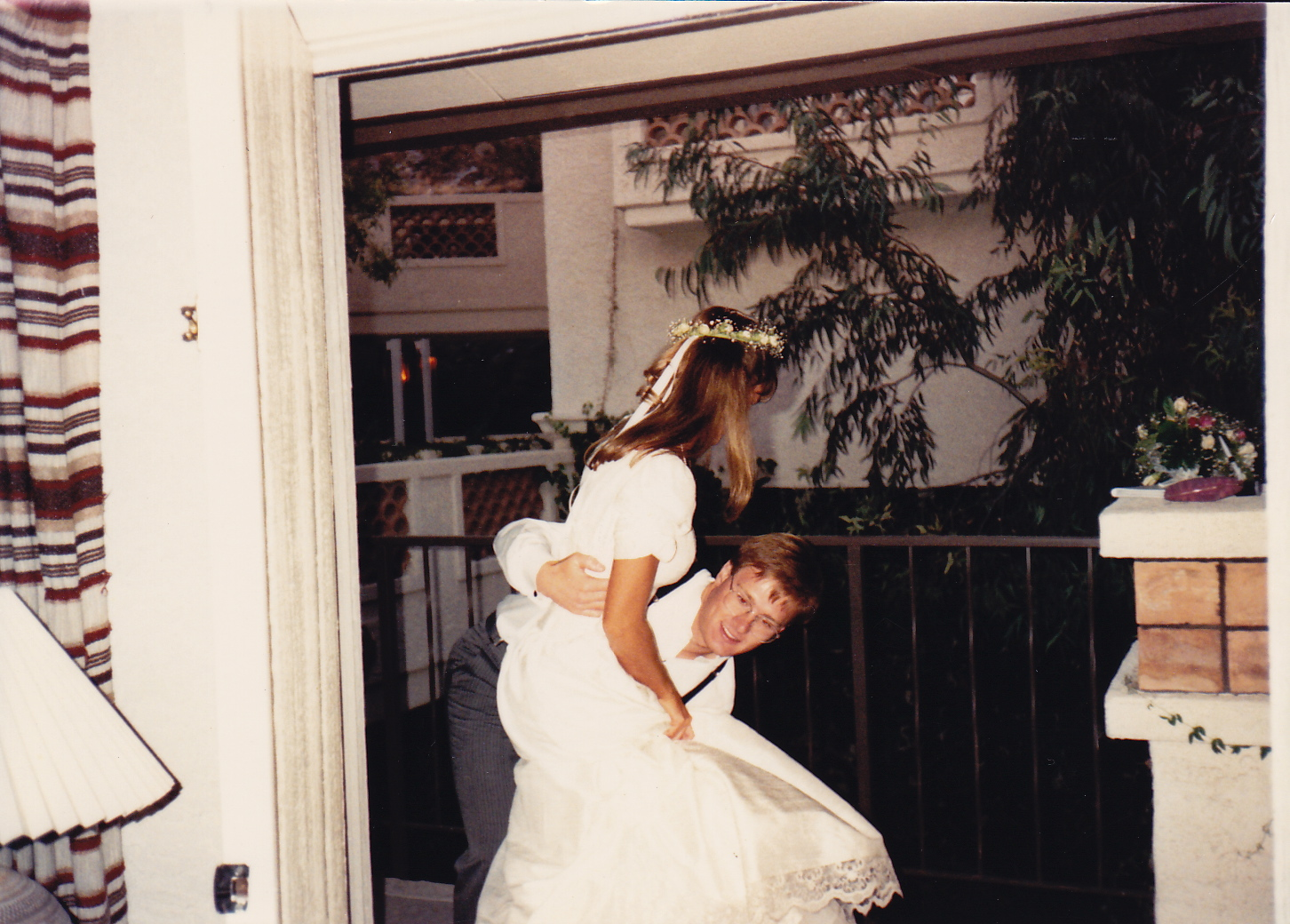 After the wedding 11-4-89