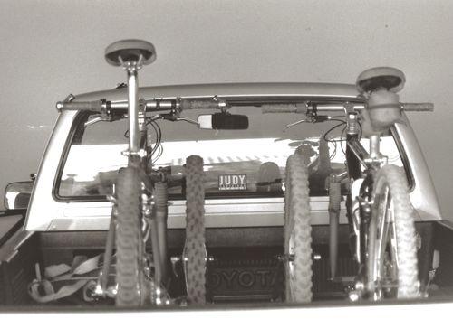 Chris and Chrisy's Bikes