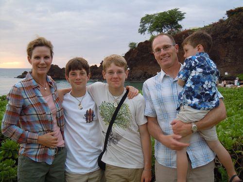 Bad Family Photo